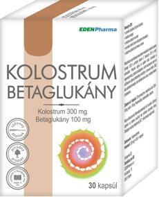 Edenpharma Kolostrum cps.30