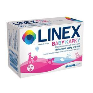 LINEX BABY sacky 10x1.5g