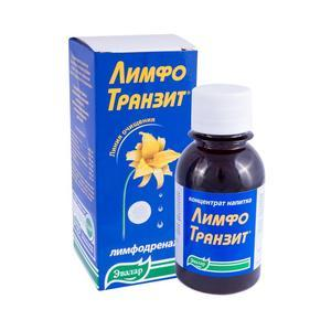 Lymfo tranzit 100 ml