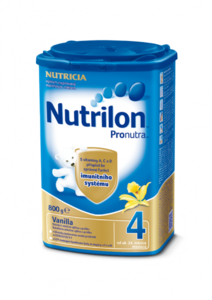 Nutrilon 4 Pronutra Vanilka 800g