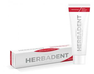 HERBADENT Professional bylinna zubni pasta 100g