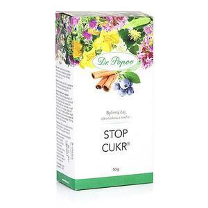 Dr.Popov Čaj Stop cukr n.s.20x1.5g