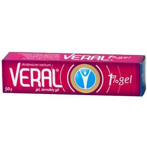 Veral 10 mg/g gel 1x50g