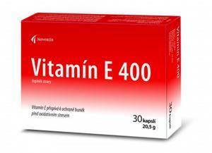 Vitamin E 400 cps.30 (Noventis)