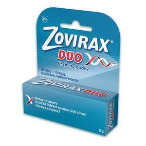 Zovirax DUO krém 1x2g