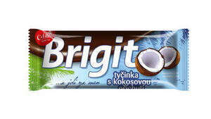 Brigit - tyčinka s kokosovou příchutí 90g - 2